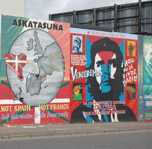 La difícil convivencia en paz en el País Vasco